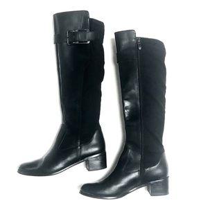 Tahari Women's Tall Leather Boots
